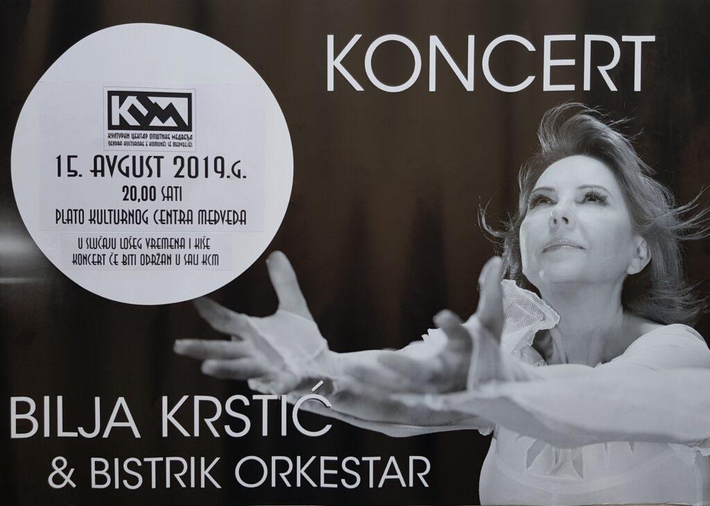 Биљана Крстић и Бистрик оркестар